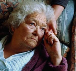 Elder tragedy