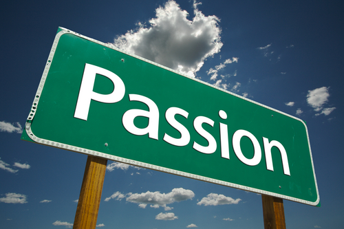 Road to passion