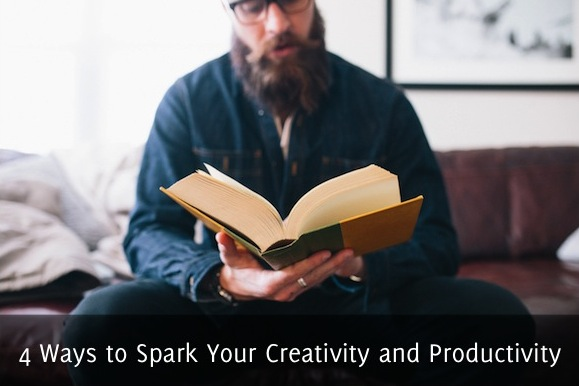 4 Ways to Spark Your Creativity and Productivity