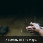A Butterfly Flaps Its Wings