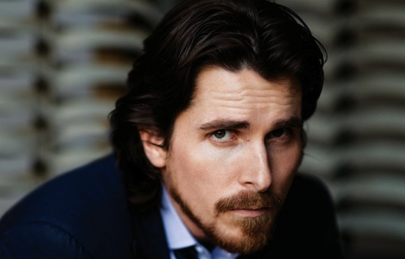 Picture of Christian Bale Being His Charismatic Self