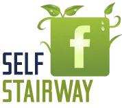 Self Stairway Facebook - Self-Improvement through Self-Reflection