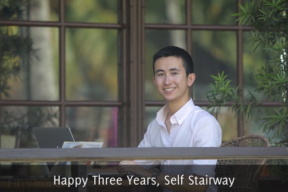 Happy Three Years, Self Stairway