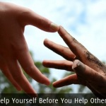 Help Yourself Before You Help Others