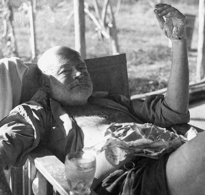 Ernest Hemingway on active listening