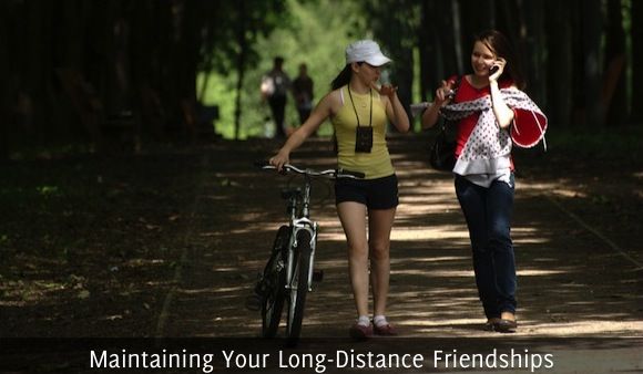 Maintaining Your Long-Distance Friendships