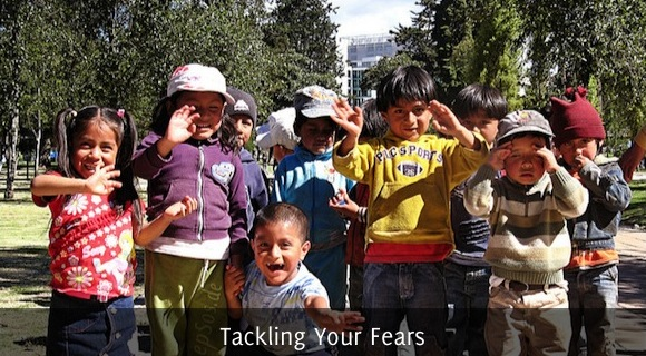 Tackling Your Fears