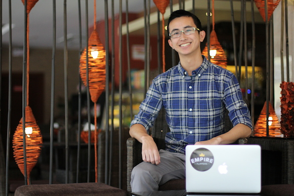 Vincent Nguyen - Empire Flippers' Marketing Director